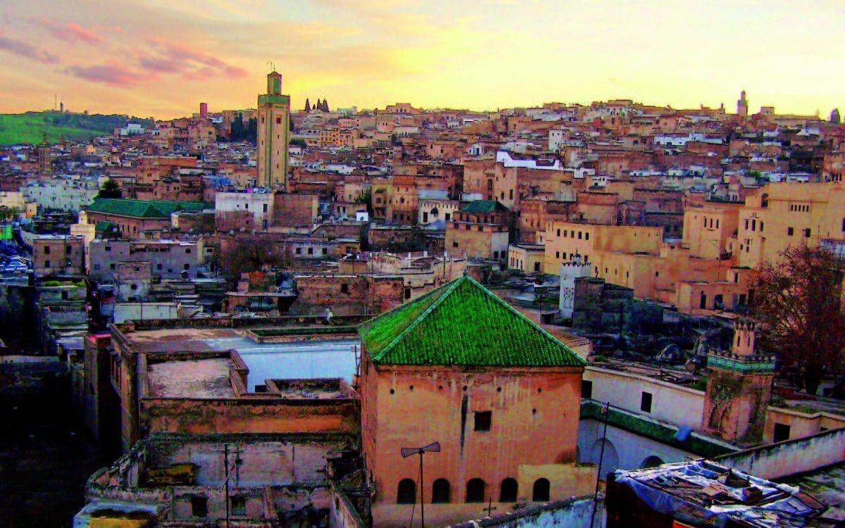 Hin und Rückflug von Wien nach Marrakesch vom 10.12 bis 17.12 für 11€ ohne Gepäck