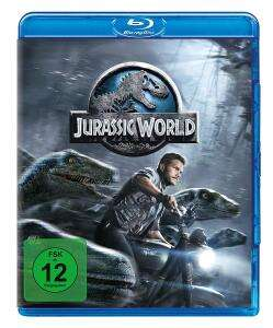 Jurassic World (Blu-ray + UV Copy) für 3,68€ (Dodax)