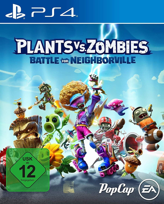 Plants vs Zombies: Battle for Neighborville (PS4 & Xbox One) ab 27,99€ (GameStop & Amazon)