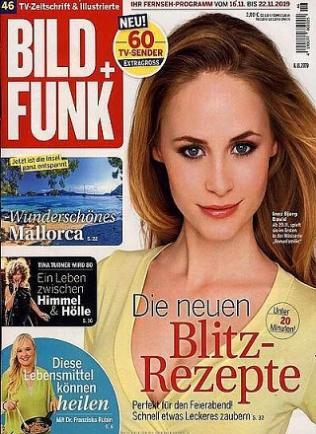 Bild und Funk Abo (52 Ausgaben) für 104,60 € mit 105 € BestChoice Universalgutschein inkl. Amazon (Kein Werber nötig)