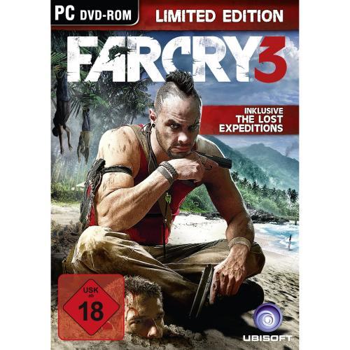 Far Cry 3 - Limited Edition - PC - Amazon.de - 37,97 € + 5 € VSK