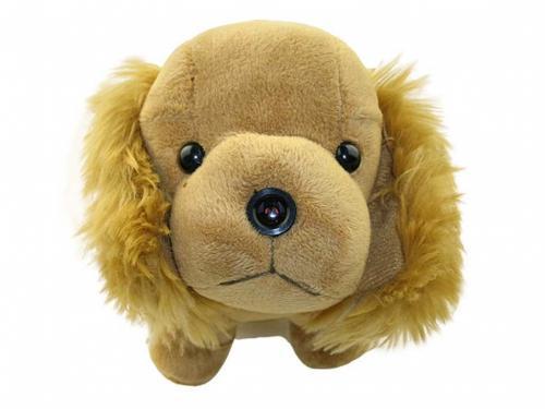 Süße USB Webcam Farb-Kamera im Plüschhund @ebay  6,98€