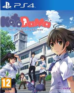 Kotodama: The Seven Mysteries of Fujisawa - Day One Edition (PS4) für 10,68€ (Base.com)