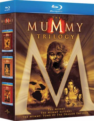 (UK) Die Mumie Trilogie / The Ultimate Bourne Collection - [3 x Blu-Ray] für je 13,46 € und Alien Anthology [4 x Blu-Ray] für 14.49€ @ Play