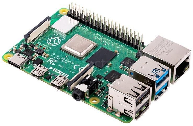 Raspberry Pi 4 Modell B 2GB für 32,84€ inkl. Versandkosten mit Füllartikel - [notebooksbilliger Paydirekt]