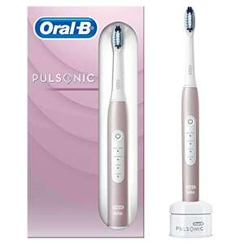 Oral B Pulsonic Slim Luxe Rosegold im Angebot bei Amazon