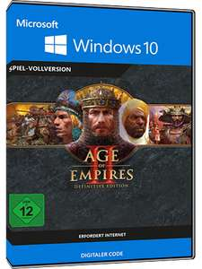 Age of Empires 2 Definitive Edition (Windows 10 UWP Global) - Kreditkarte