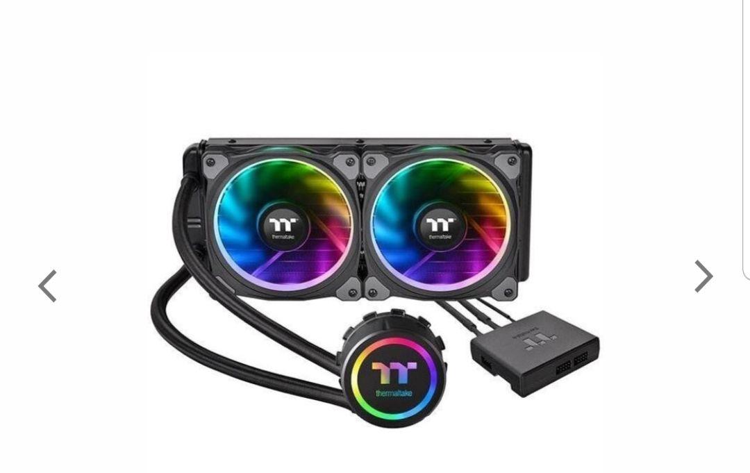 Thermaltake Floe Riing RGB 240 TT Premium