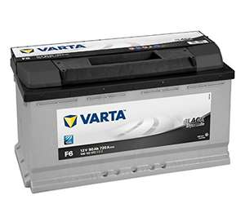 Varta F6 Black Dynamic 90Ah Autobatterie