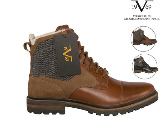 19V69 Versace V43 Winterstiefel