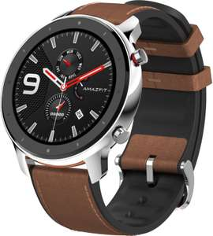Wearables Angebote - z.B. Amazfit GTR 47mm Edelstahl | GTR 42mm: 111€ | BIP Lite: 39€ | Huawei Band 3e: 15€