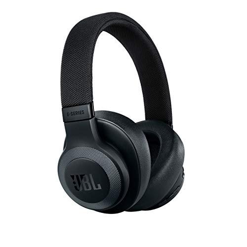 [Cyberport] JBL E65BTNC Over Ear Bluetooth Kopfhörer in Schwarz matt, Active Noise Cancelling Headphones mit JBL Signature Sound