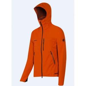 (Tennistown) Mammut Ultimate Hoody Orange in S
