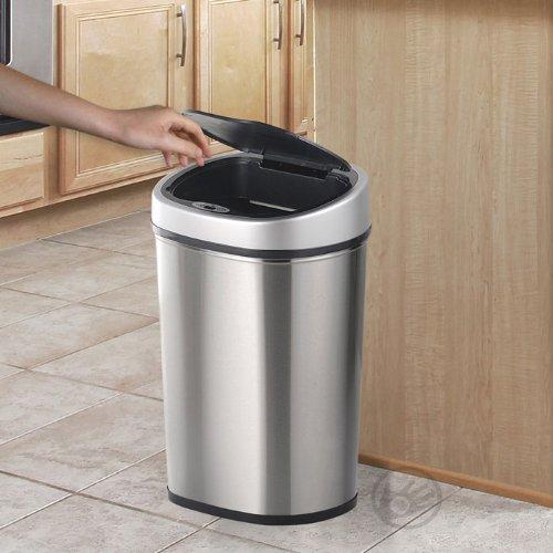 Mülleimer mit Sensor (50l) für 44,95 bei Amazon (Gebraucht - Gut)