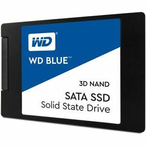 """1TB SSD WD Blue 2.5"""" SATA 6Gb/s 3D-NAND TLC (WDS100T2B0A)"""