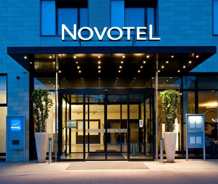 Hamburg: ( Dez-März ) Doppelzimmer im 4* Hotel Novotel Hamburg City Alster ab 75€ pro Nacht