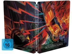 Die Klapperschlange Exklusives nummeriertes Steelbook (Blu-ray) für 7,99€ versandkostenfrei (Media Markt)