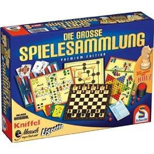 Schmidt - Die große Spielesammlung Premium Edition (49125)