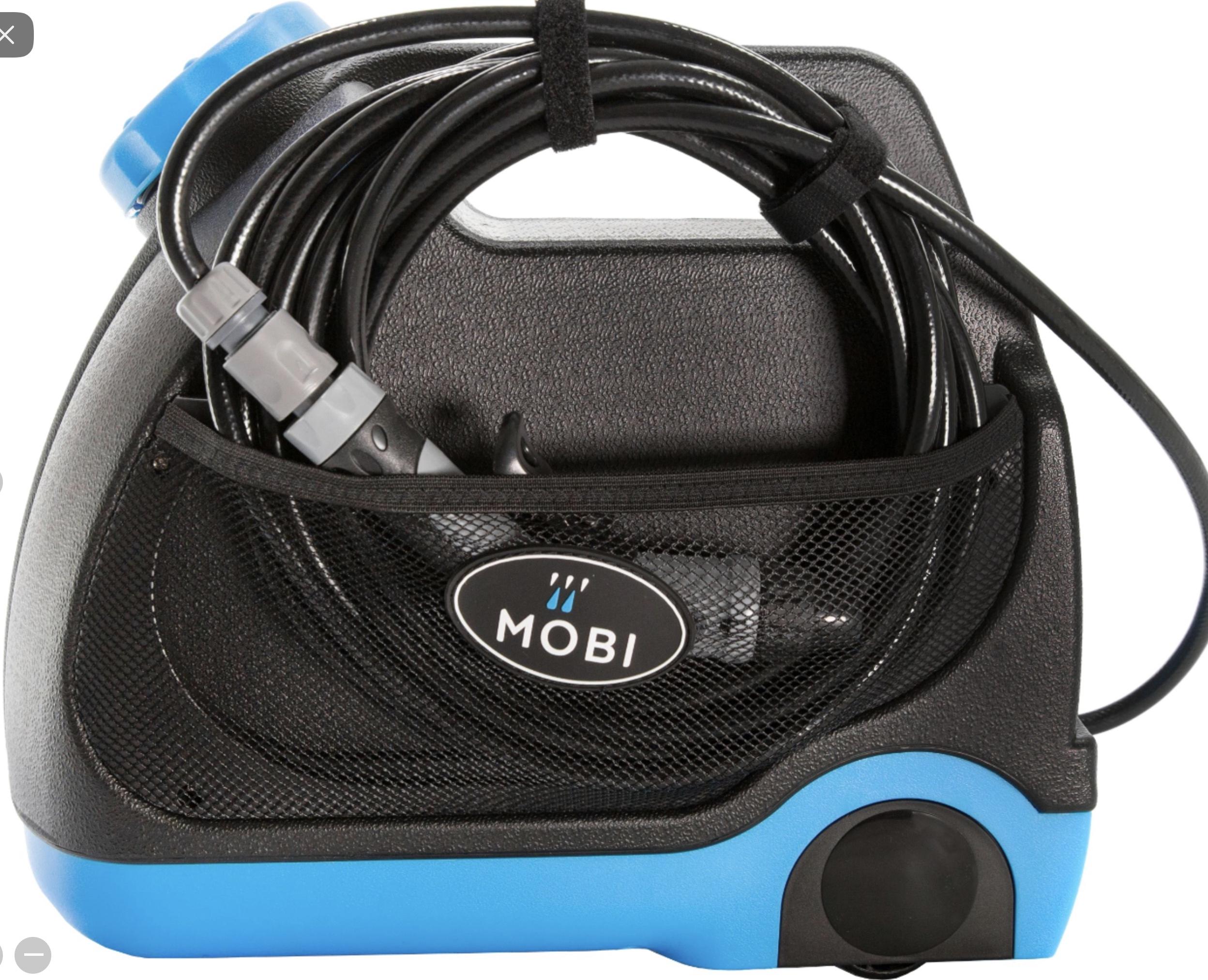 Mobi V-15 Tragbarer Hochdruckreiniger für Fahrräder