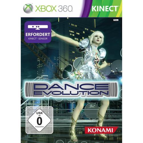 Dance Evolution (Kinect) Xbox 360 9,90Euro@Amazon
