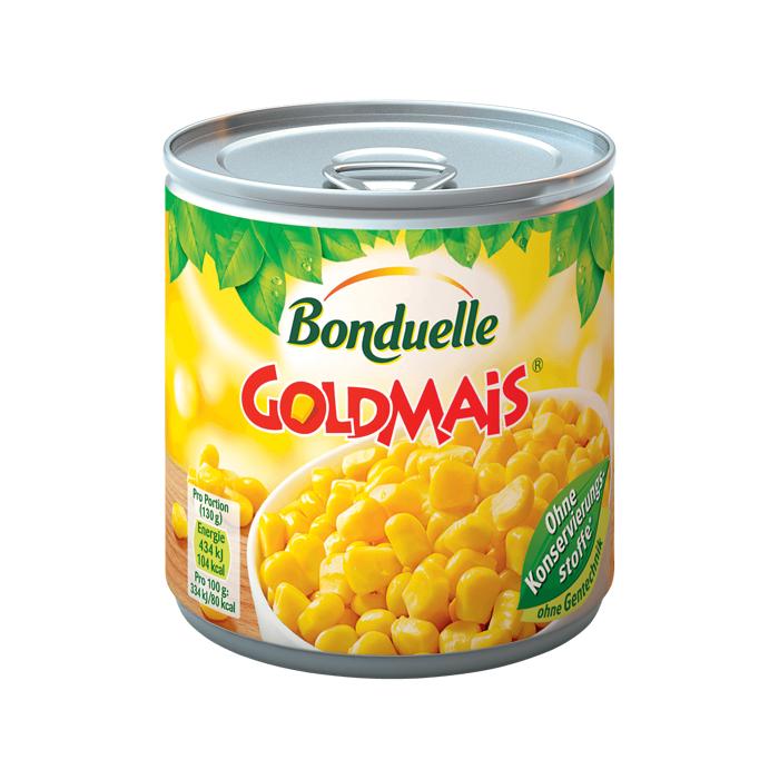 30 Cent Gewinn bei Kauf des z. Zt. in der Edeka Genuss-App kostenlosen Bonduelle Goldmais