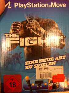[lokal Gießen] Playstation Move The Fight PS3 @Karstadt
