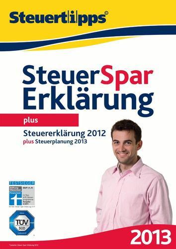 Steuer-Spar-Erklärung plus 2013 mit Thalia 10% Gutschein für 35,96 €, idealo ab 38,95, GÜLTIG BIS 19.12.12