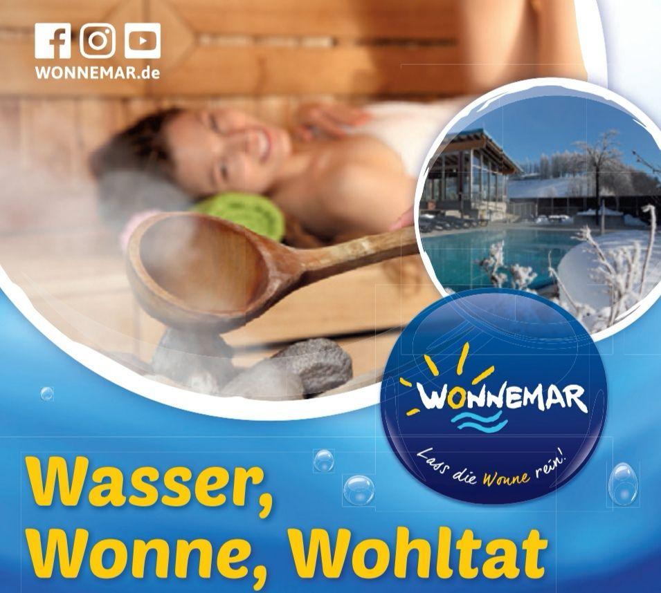 Wonnemar Sonthofen 15% Rabatt Coupon auf den Eintritt - Therme Bad Sauna SPA