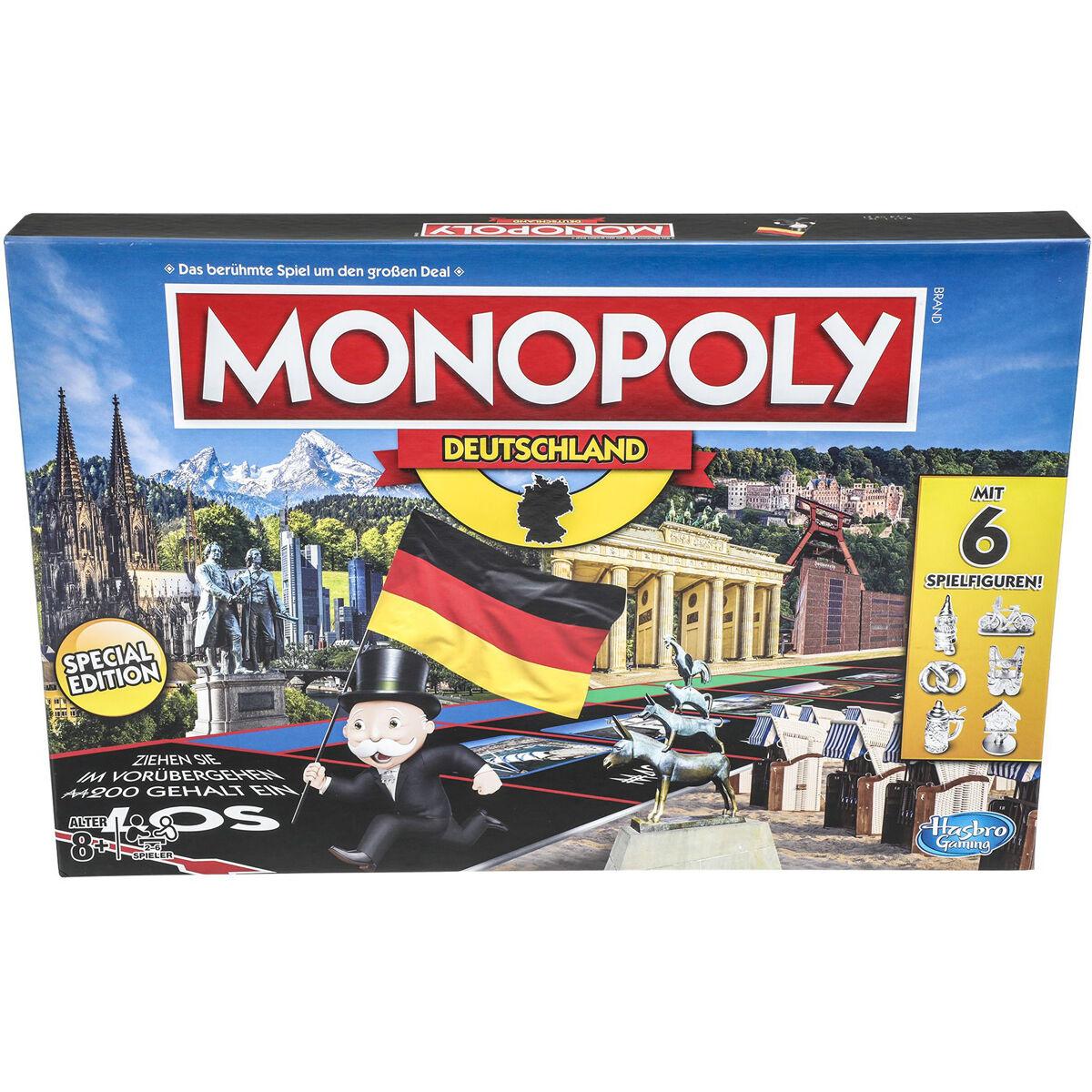( Filiallieferung Galerie Kaufhof Karstadt) Hasbro Monopoly DeutschlandD