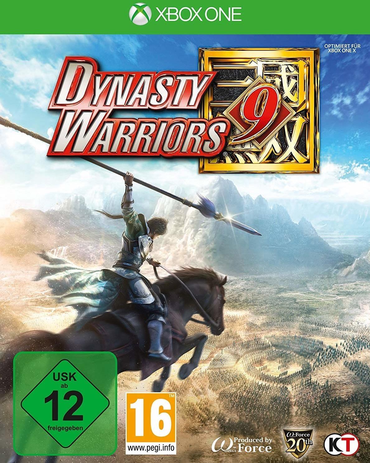 Dynasty Warriors 9 (Xbox One) für 4,99€ (Media Markt & Amazon Prime)