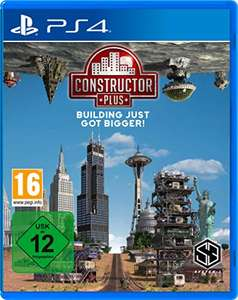 Constructor Plus (PS4) für 9,99€ (Amazon Prime)