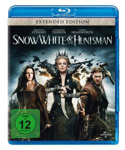 Snow White and the Huntsman - Extended Cut (Blu-ray) für 3,68€ (Dodax)