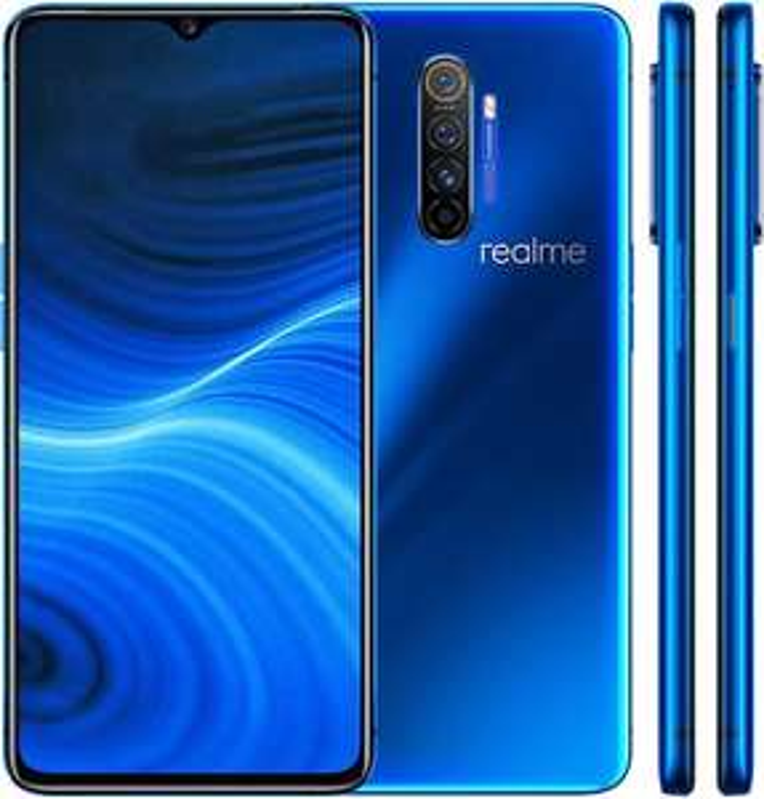 Realme X2 Pro Eu Version 8G+128G - Neptunblau / Mondweiß [EDwaybuy]