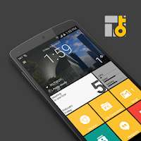 [Google Play Store - Android] Square Home [KEY] - Launcher: Windows style - Personalisierung [4,8 Sterne / 50.000+ Downloads]