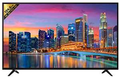 49 Zoll - 4K Smart LED TV (Triple Tuner, Netflix & HbbTV) - KONKA