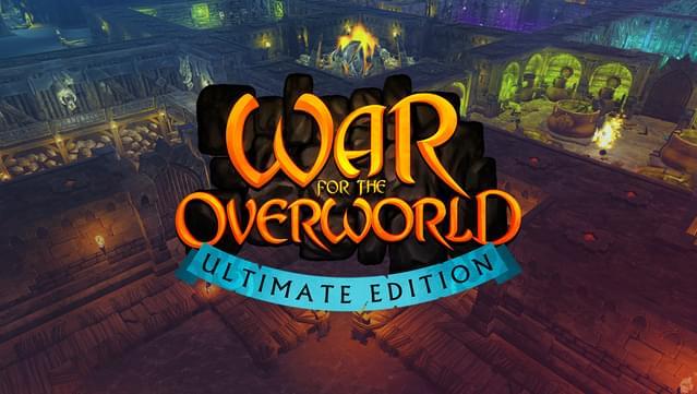 War for the Overworld - Ultimate Edition für 14,19€ [GOG]