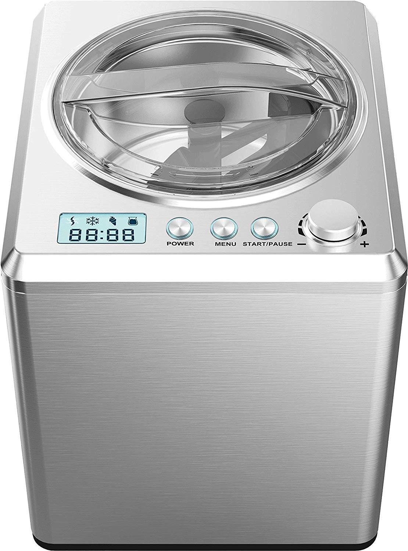Melissa 16310193 Eismaschine mit Kompressor