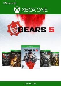 Gears 5: Bundle Pack (Xbox One) für 22,39€ (CDkeys)