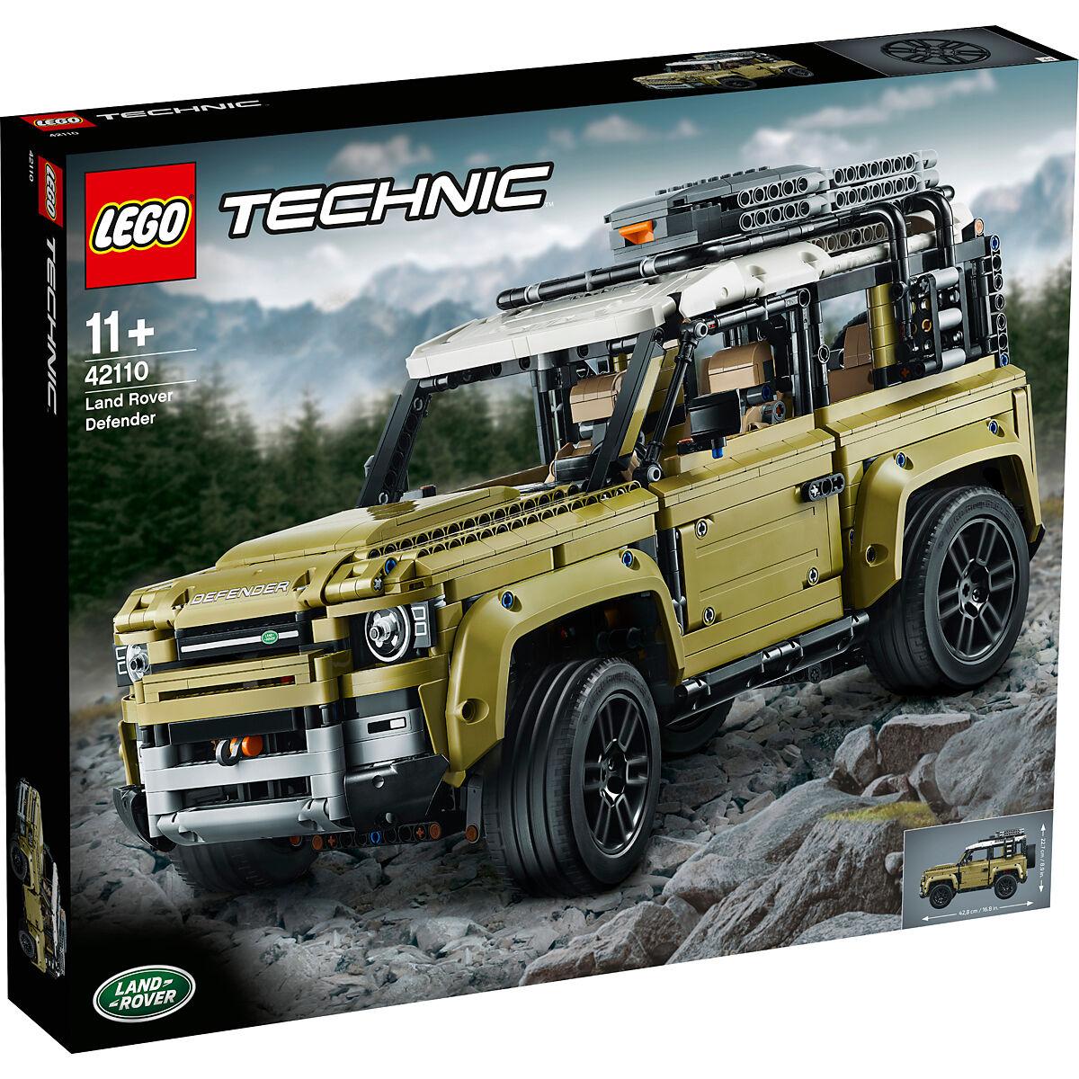 Lego 42110 Land Rover Defender zum Bestpreis