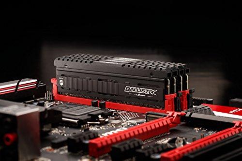 Ballistix TM Elite 32GB Kit DDR4-2666 CL16 für 117,96€ inkl. Versand (Amazon.es)