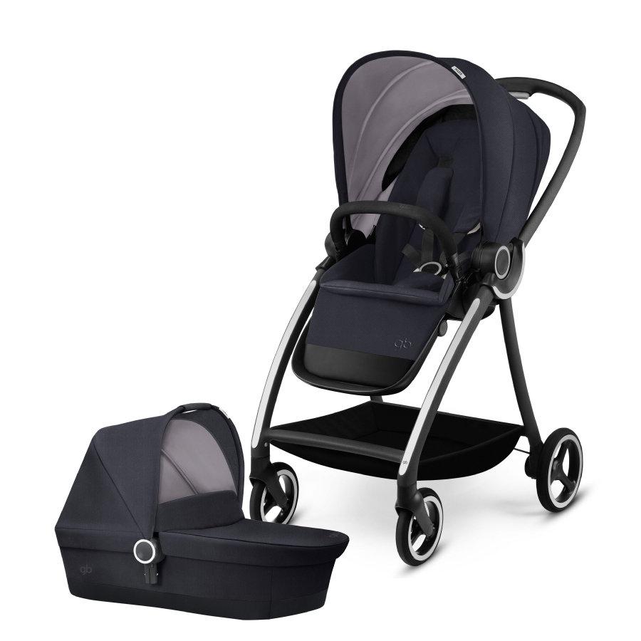 gb Platinum Kinderwagen Maris mit Kinderwagenaufsatz