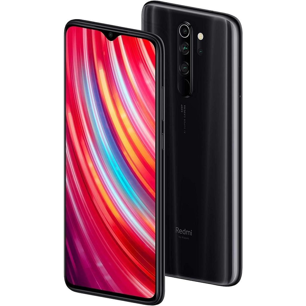 Xiaomi Redmi Note 8 Pro LTE 64GB 6GB RAM dual mineral grau