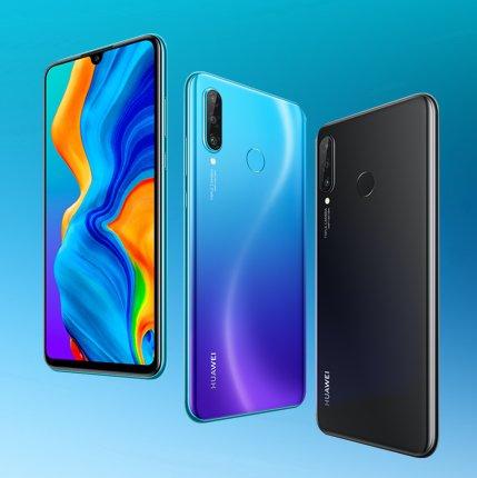 Blau Allnet L (4GB LTE) für mtl. 9,99€ + Huawei P30 Lite (128GB) für 79€ Zuzahlung mit 15€ Sofortbonus [o2-Netz]