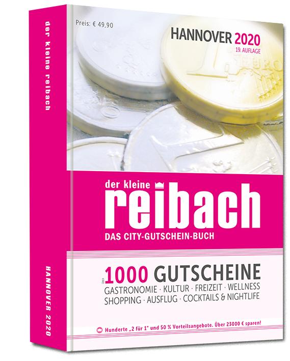 """""""der kleine reibach"""" HANNOVER 2020 zum Vorzugspreis"""