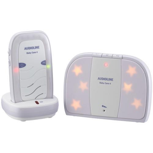 Audioline Baby Care 4 Babyphone - stark reduziert - Amazon.de