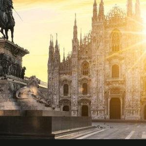 3 Tage Shopping Tour in Mailand - Hin und Rückflug von Berlin nach Mailand inkl. 3 Sterne Hotel für 2 Personen für 207,36€