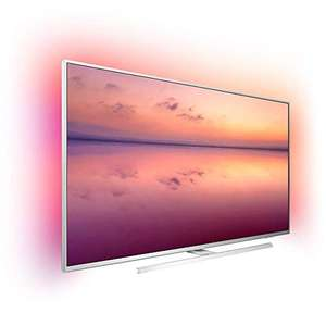 Philips Ambilight 55PUS6814(55 Zoll) Smart TV mit Alexa - 50HZ (4K UHD, P5 Perfect Picture Engine, HDR 10+, Dolby Vision, Dolby Atmos)