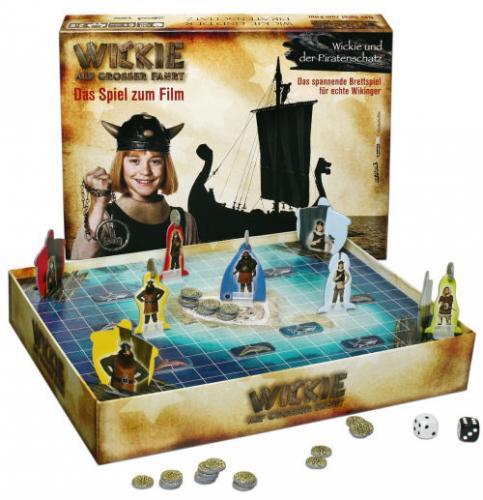 Wickie auf großer Fahrt (Brettspiel) für 6,84 € (inkl. Versand) (Amazon-Marketplace)