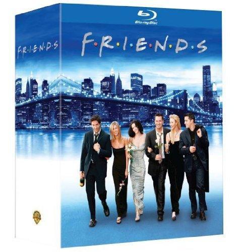 [AMAZON.IT] FRIENDS Staffel 1 – 10 für 82,01 € inkl. Versand (Blu-Ray)