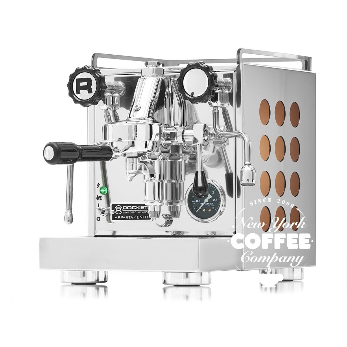 Rocket Apartemente Espressomaschine (6% unter Idealo/ fast 20% unter UVP) - 0€ Versandkosten